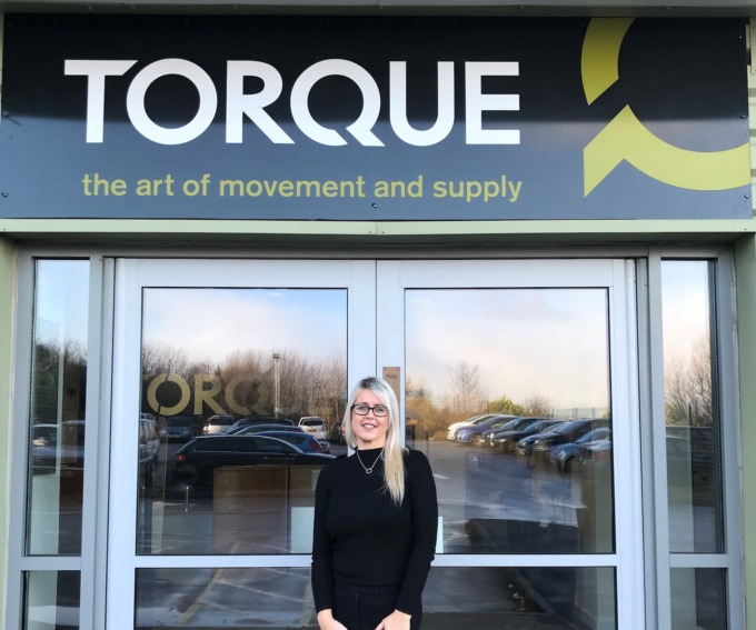 Team Torque - Employee Focus. Joanne Kelly, Marketing Assistant talks to us about why she loves her role.